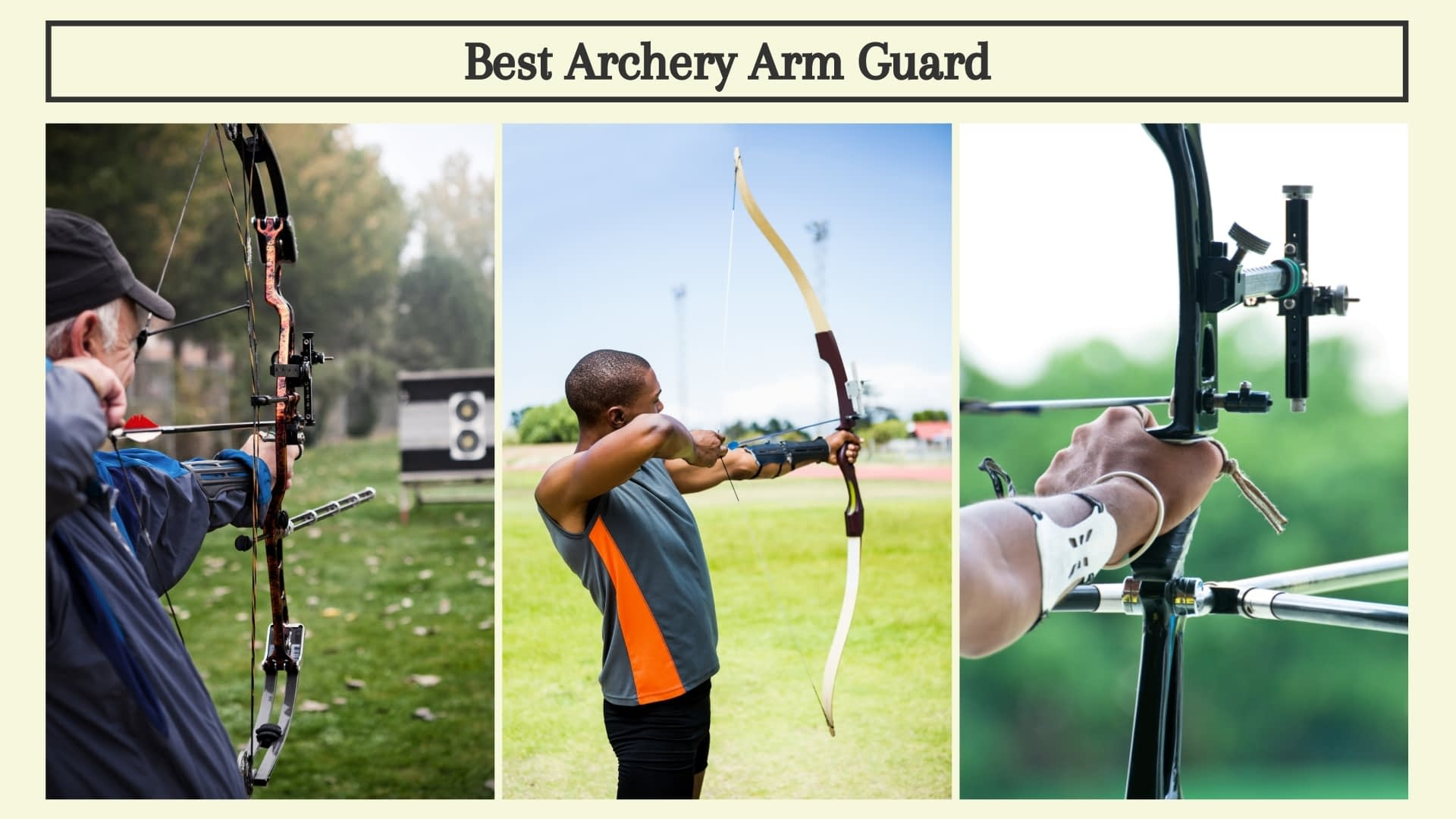 Best Archery Arm Guard