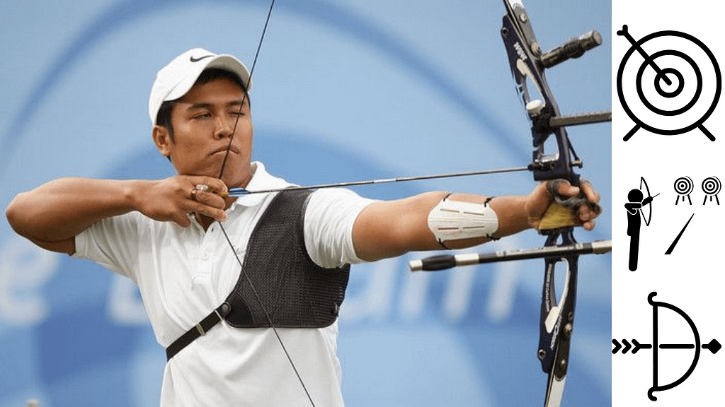 How To Hold An Archery