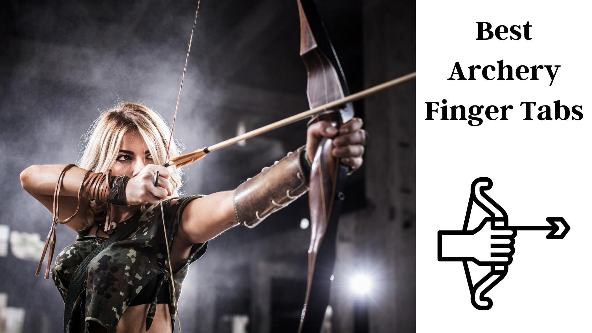 Best Archery Finger Tabs