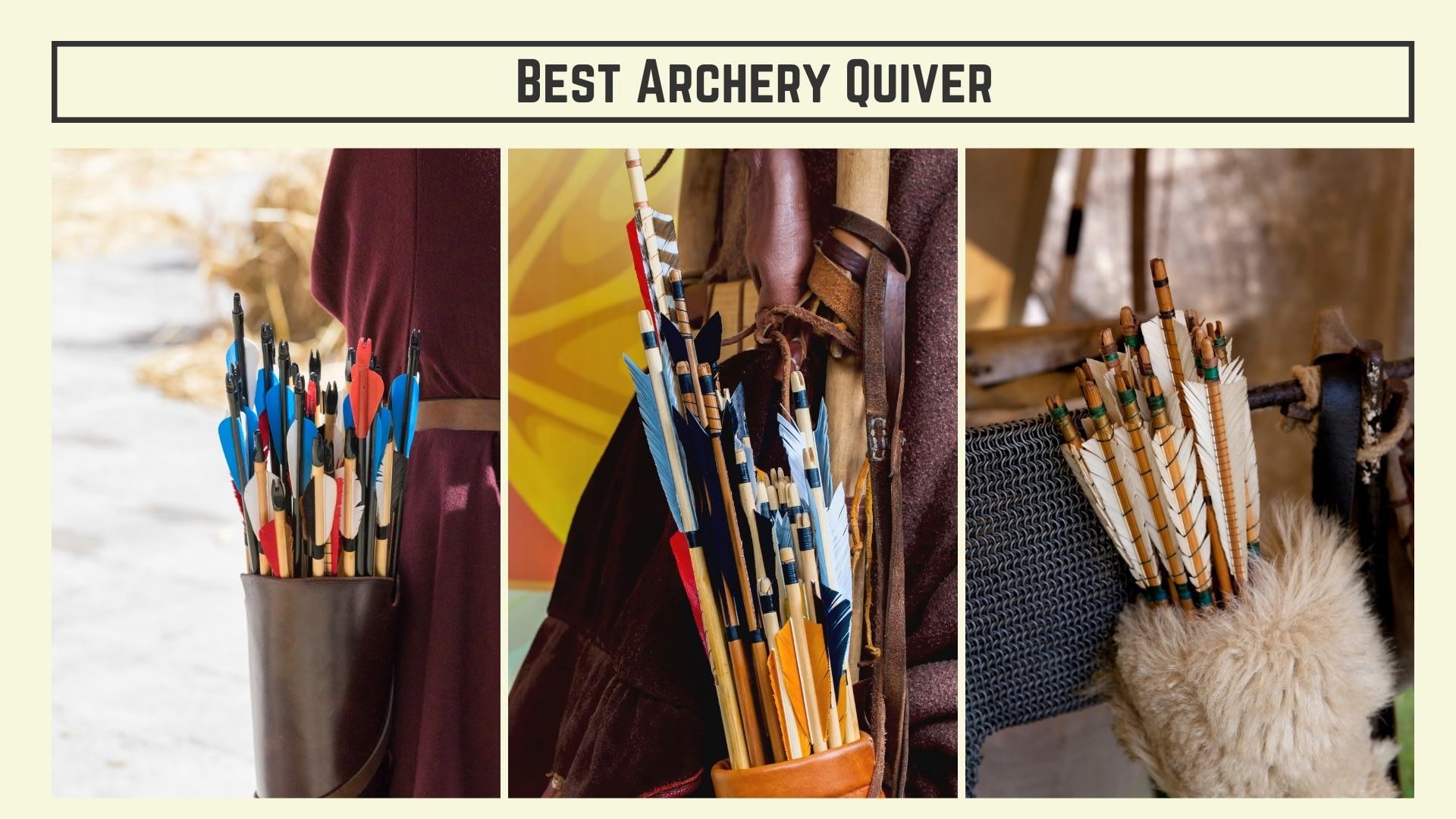 Best Archery Quiver
