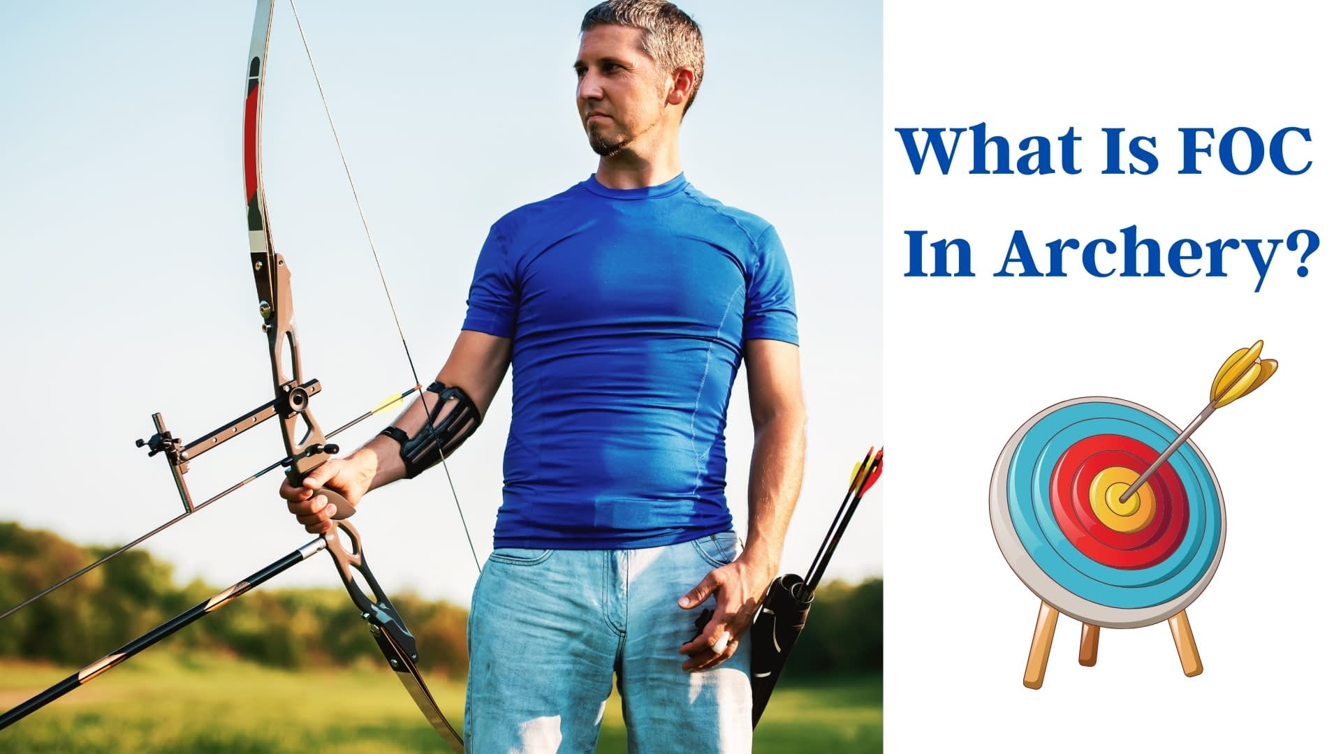What is FOC In Archery