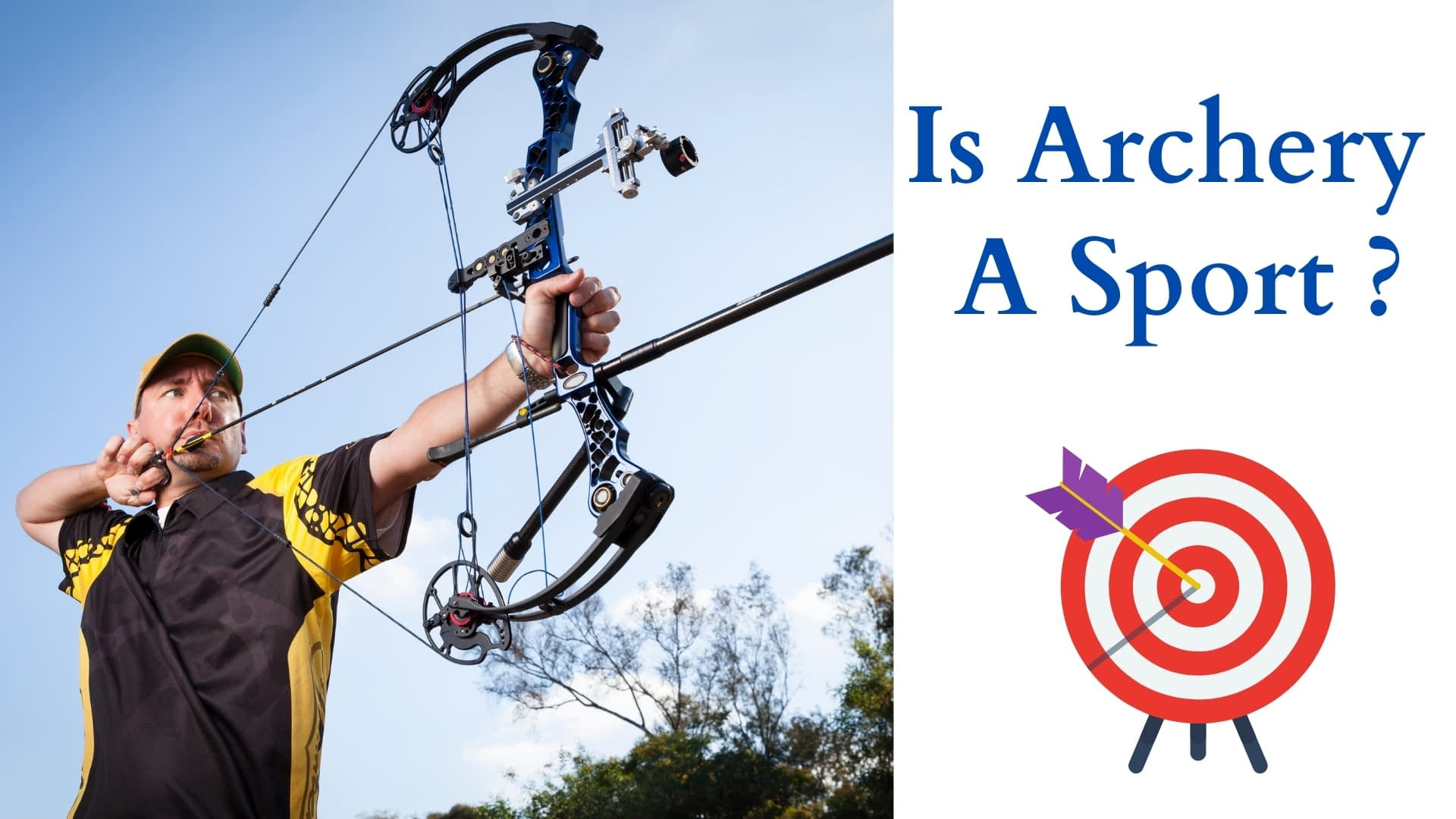 Is Archery a Sport